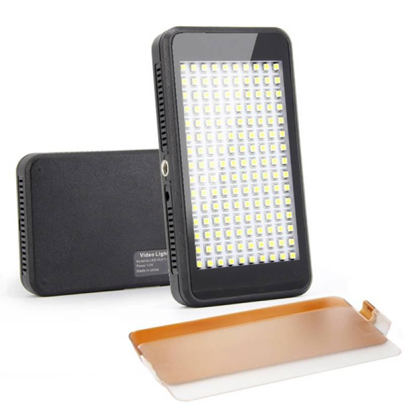 LED Επαγγελματικό Φωτιστικό Κάμερας και Φωτογραφικής DSLR- LED Professional Video Light LED VL-011