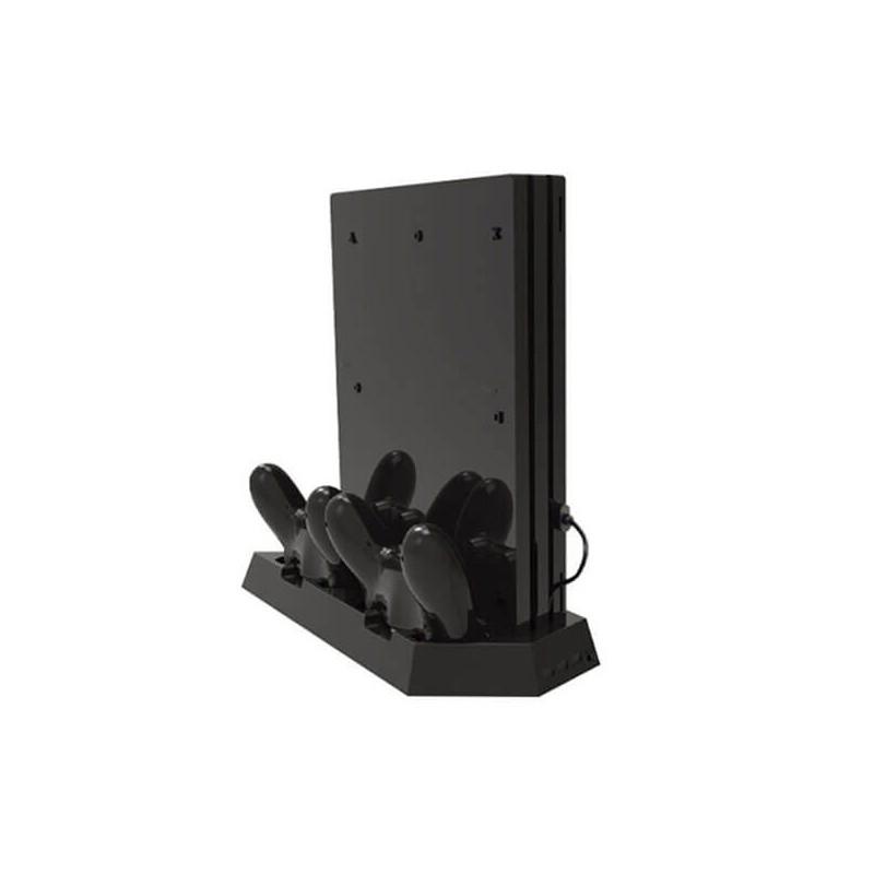 Βάση φόρτισης για κονσόλες PS4, PS4 Slim, PS4 Pro και χειριστήρια