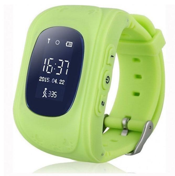 SMARTWATCH-Παιδικό Ρολόι Με Ενσωματωμένη Συσκευή Εντοπισμού GPS Και Τηλέφωνο Μαύρο- OEM Q50