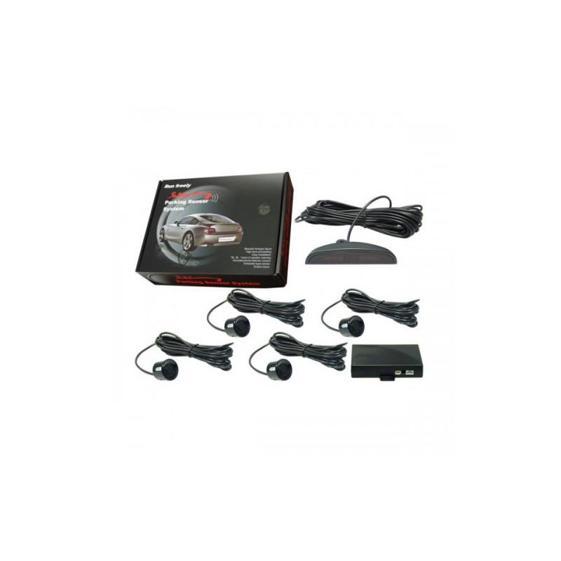 Αισθητήρας Παρκαρίσματος με Οθόνη και Φωνητική Προειδοποίηση Run Freely PKS-038