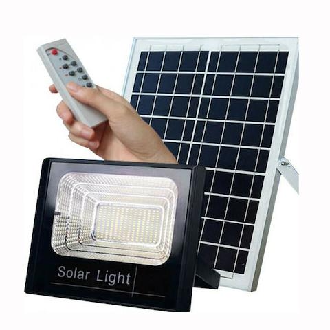 Αδιάβροχος ηλιακός προβολέας 300W με τηλεκοντρόλ FO-58300