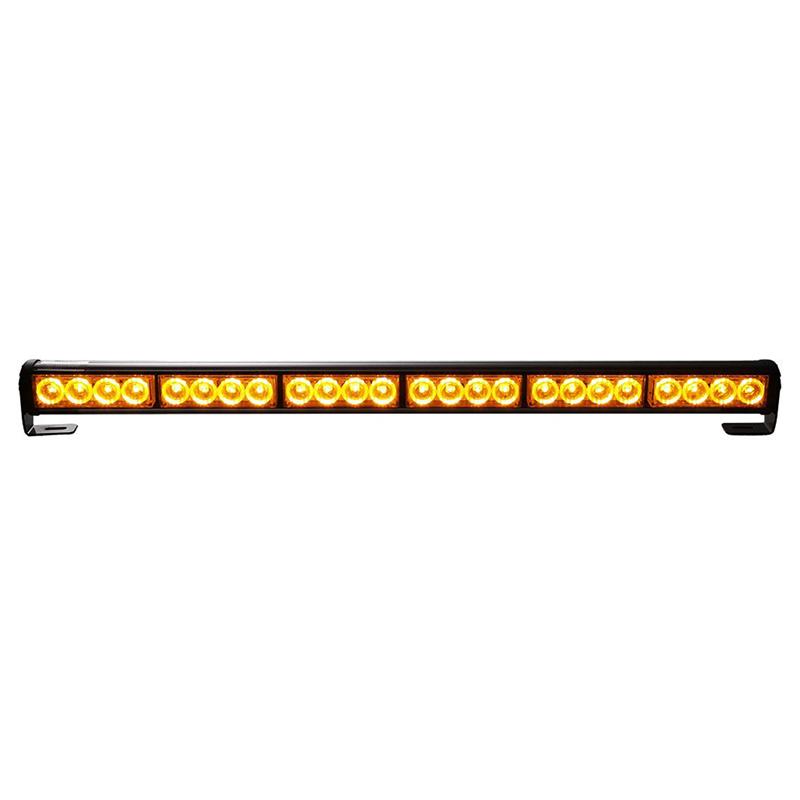 LED Φάρος-Μπάρα Οροφής Έκτακτης Ανάγκης IP67 Πορτοκαλί