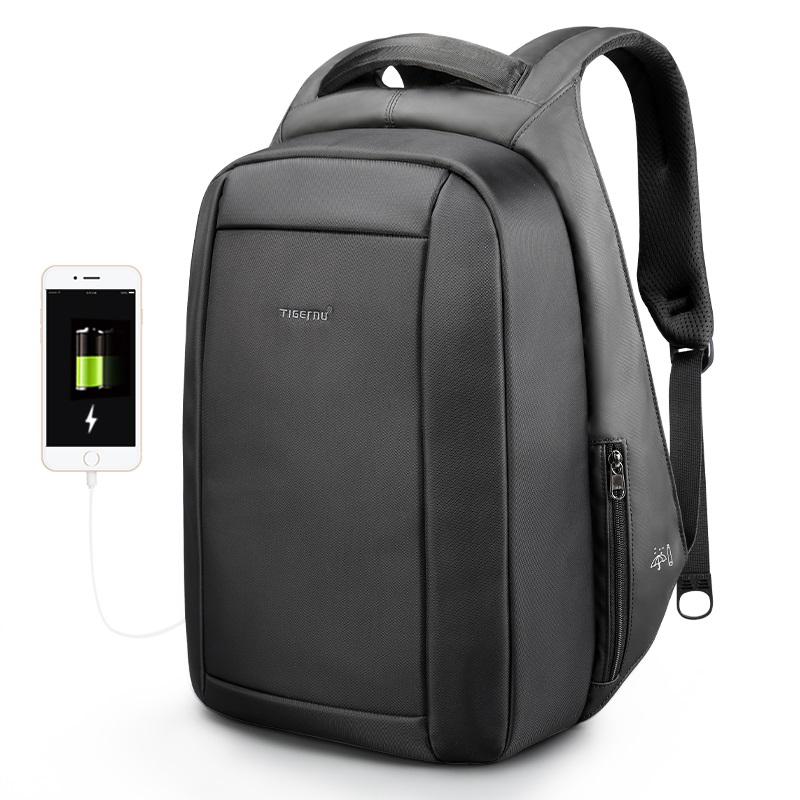 Backpack Σακίδιο Πλάτης TIGERNU T-B3599- LAVOR