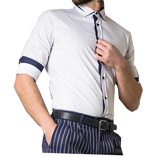 Ανδρικό πουκάμισο σε slim γραμμή TRESOR 33-7134
