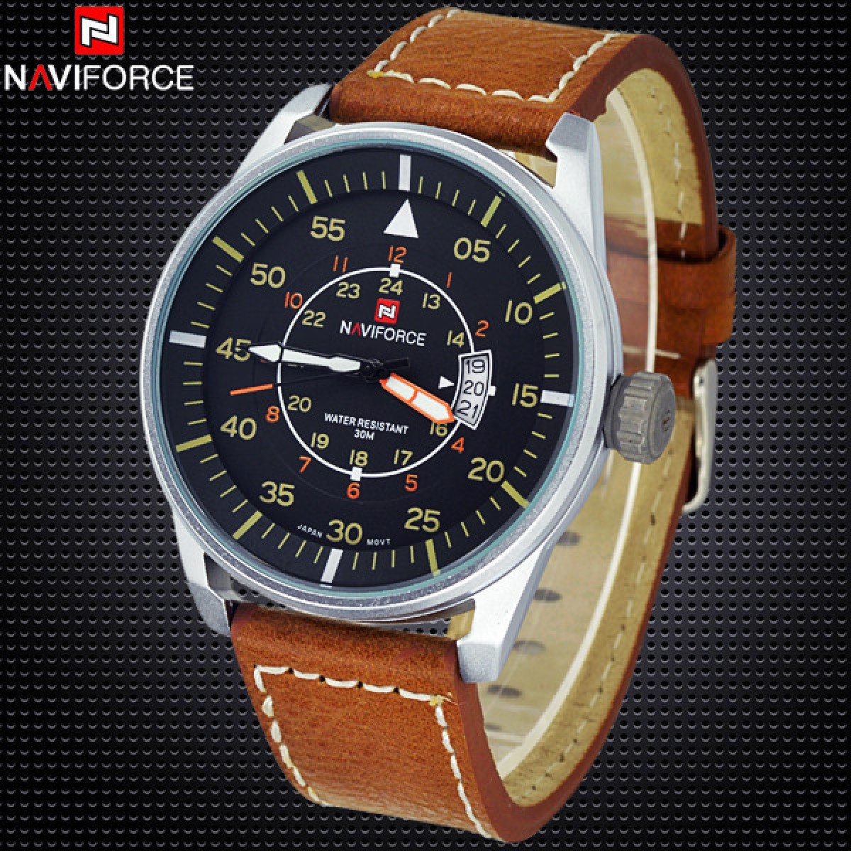 Ρολόι NAVIFORCE 9044 SBY