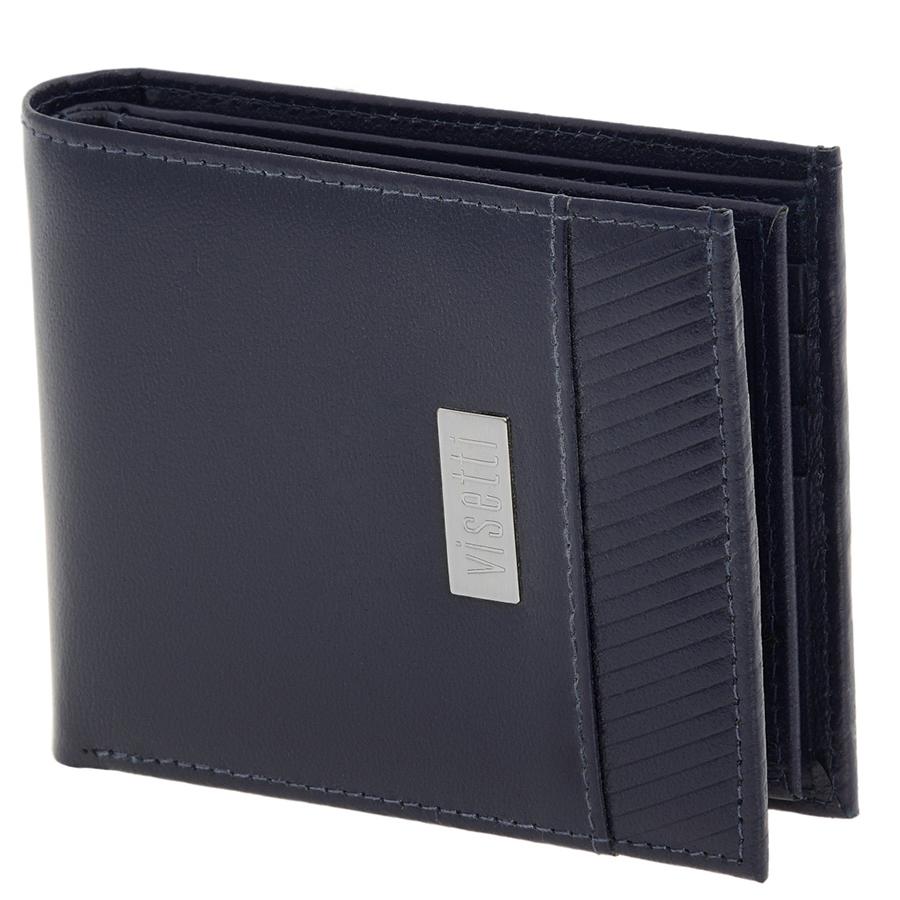 Δερμάτινο ανδρικό πορτοφόλι VISETTI 009M