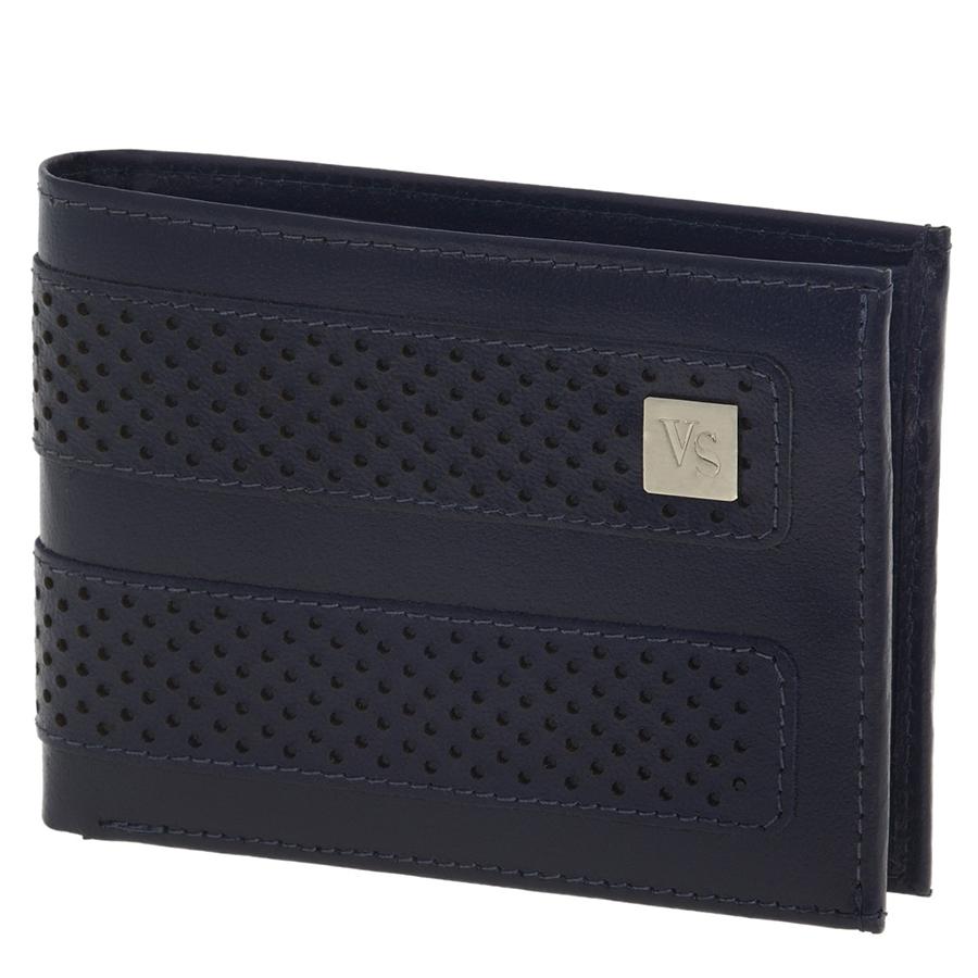 Δερμάτινο ανδρικό πορτοφόλι VISETTI 012M