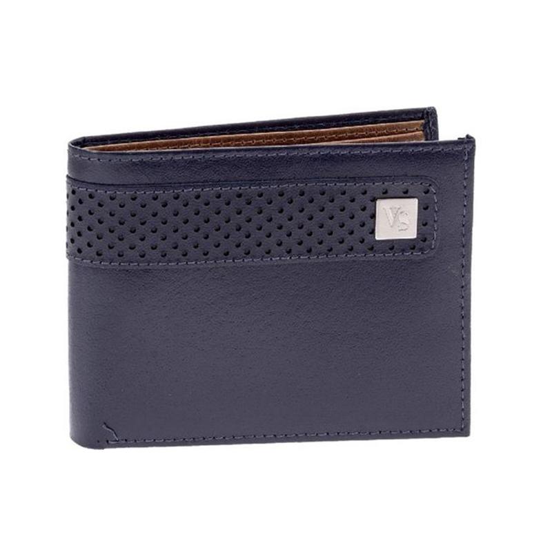 Δερμάτινο πορτοφόλι Visetti LO-WA016M