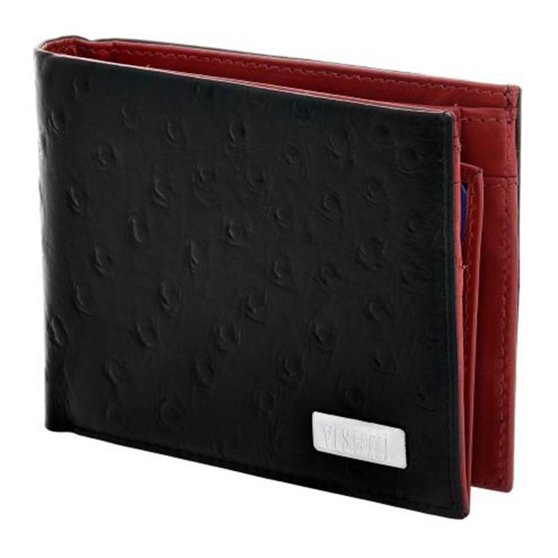 Δερμάτινο πορτοφόλι Visetti LO-WA022BR