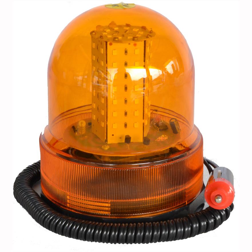 Φάρος Ασφαλείας Μαγνητικός LED 12V