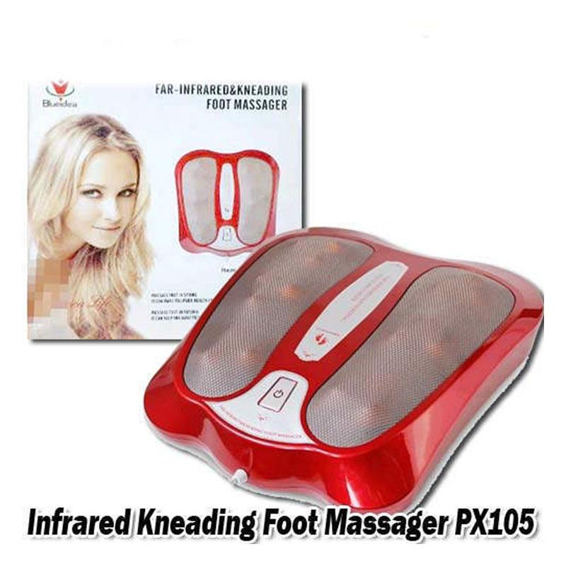 Συσκευή μασάζ ποδιών με θέρμανση υπερύθρων
