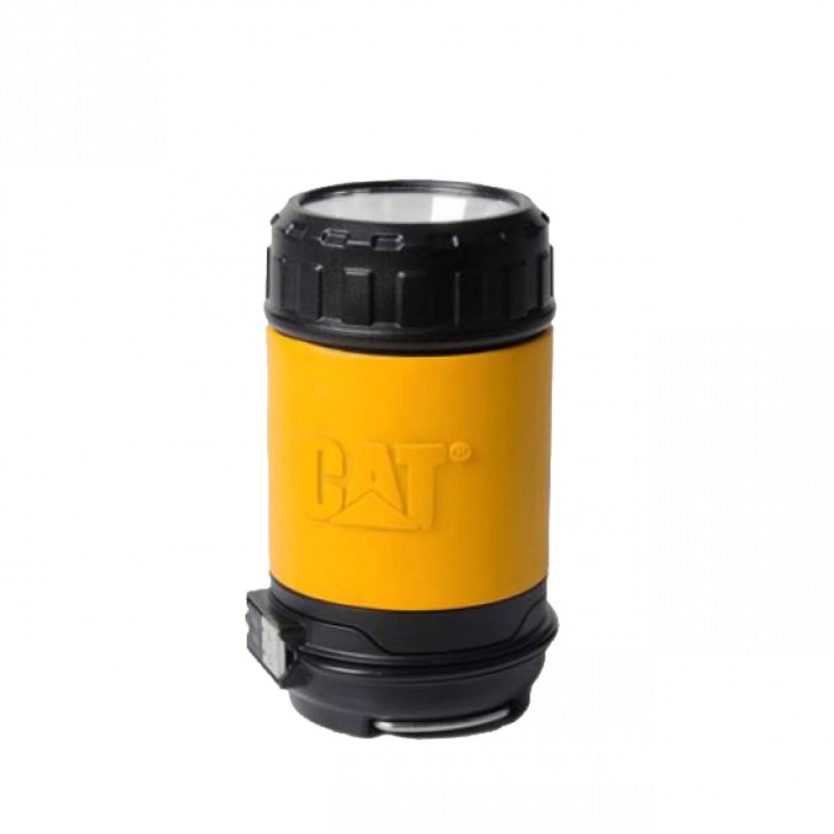 Φακός πολλαπλών χρήσεων επαναφορτιζόμενος διπλός 115&225 Lumens CT6515 CAT Lights