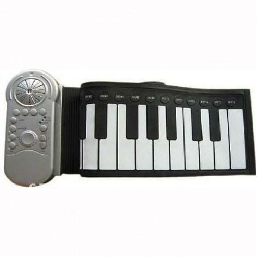 Αρμόνιο που τυλίγεται Synthesizer – Πιάνο με Ηχείο & 37 Πλήκτρα Αφής με Αυτόματες Συγχορδίες