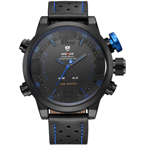 Ανδρικό Ρολόι WD10166 WEIDE