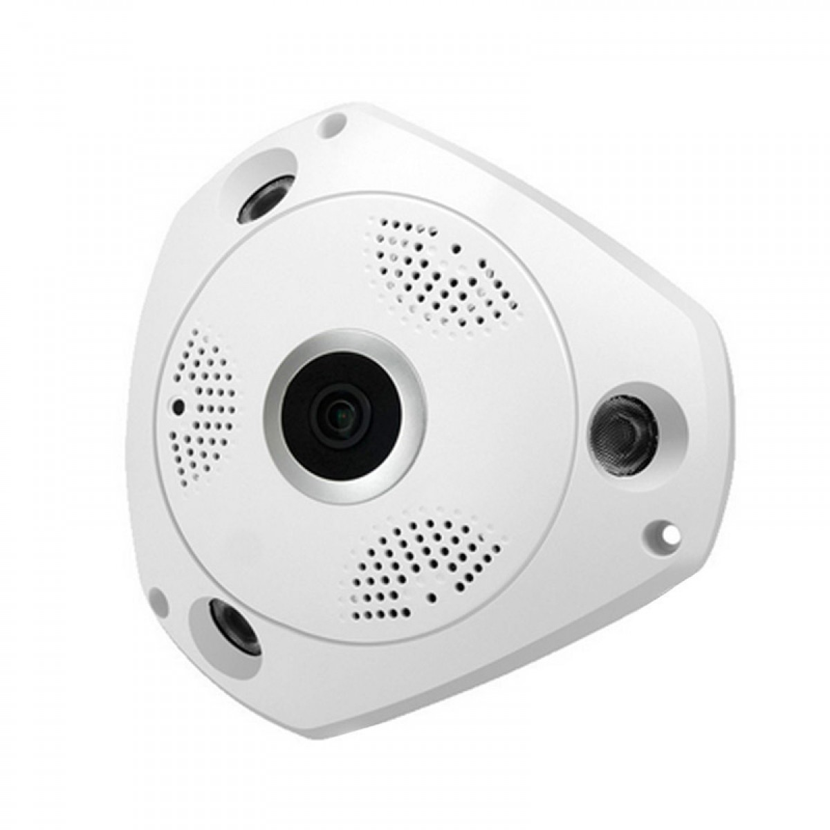 VR 3D LED IP WiFi 360 Panoramic Camera EC-P01