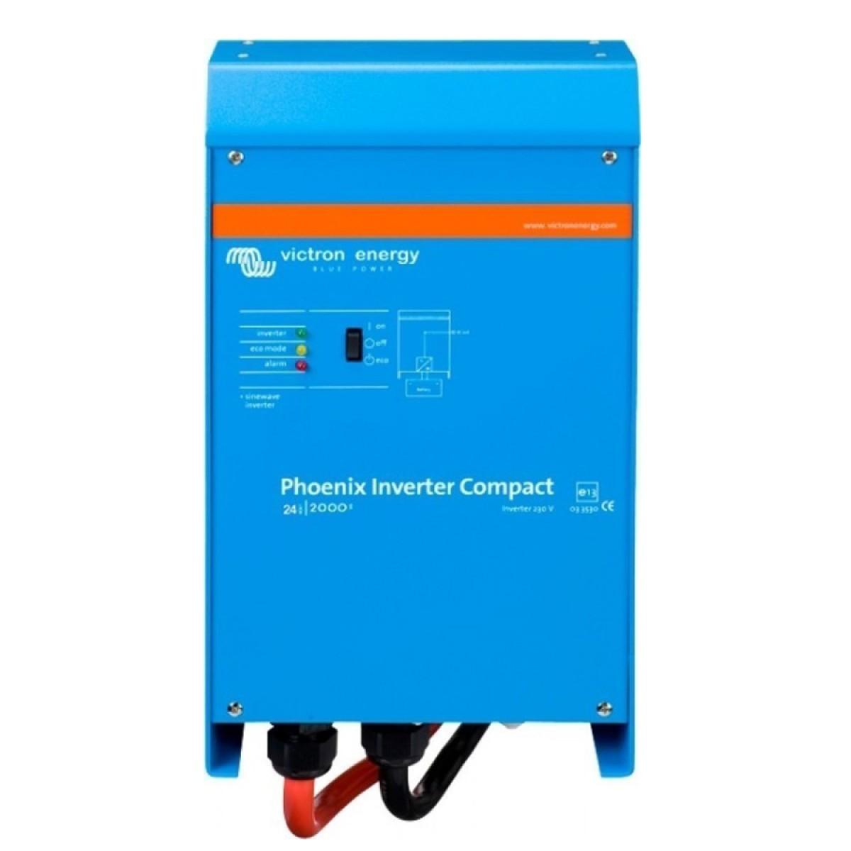 Inverter Καθαρού Ημιτόνου Victron Energy Phoenix 24V / 2000VA / 230V