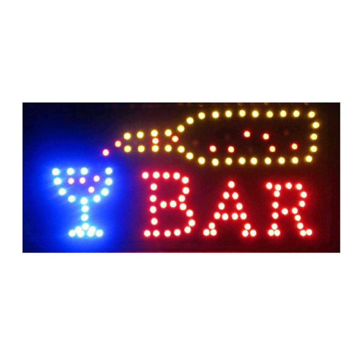Φωτιζόμενη διαφημιστική πινακίδα LED ''BAR''-OEM