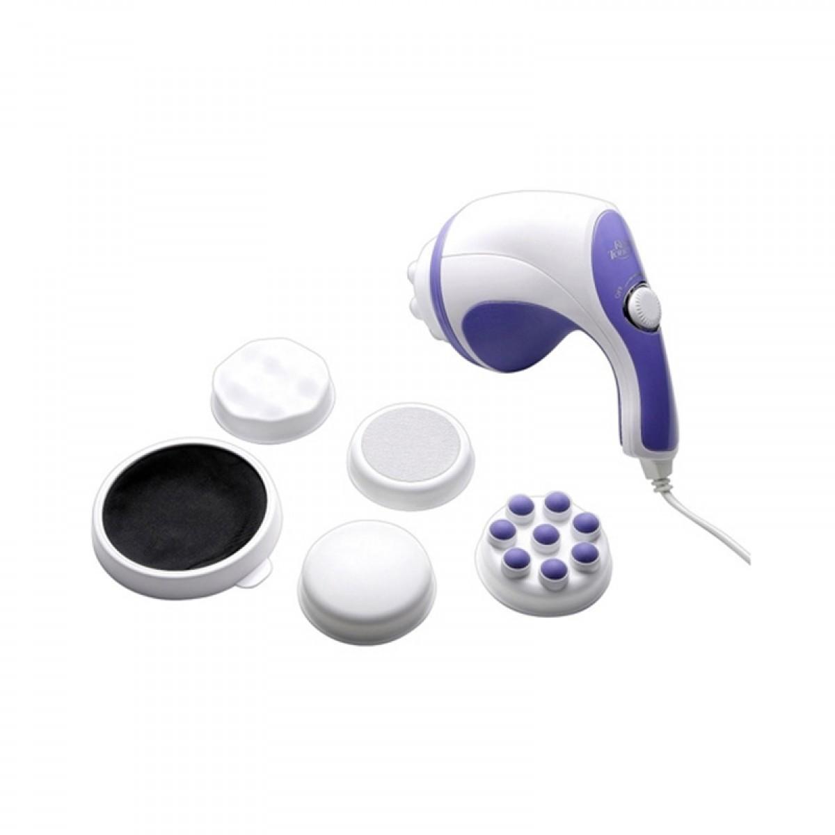 Συσκευή μασάζ-τόνωσης-αδυνατίσματος και εκγύσμασης σώματος