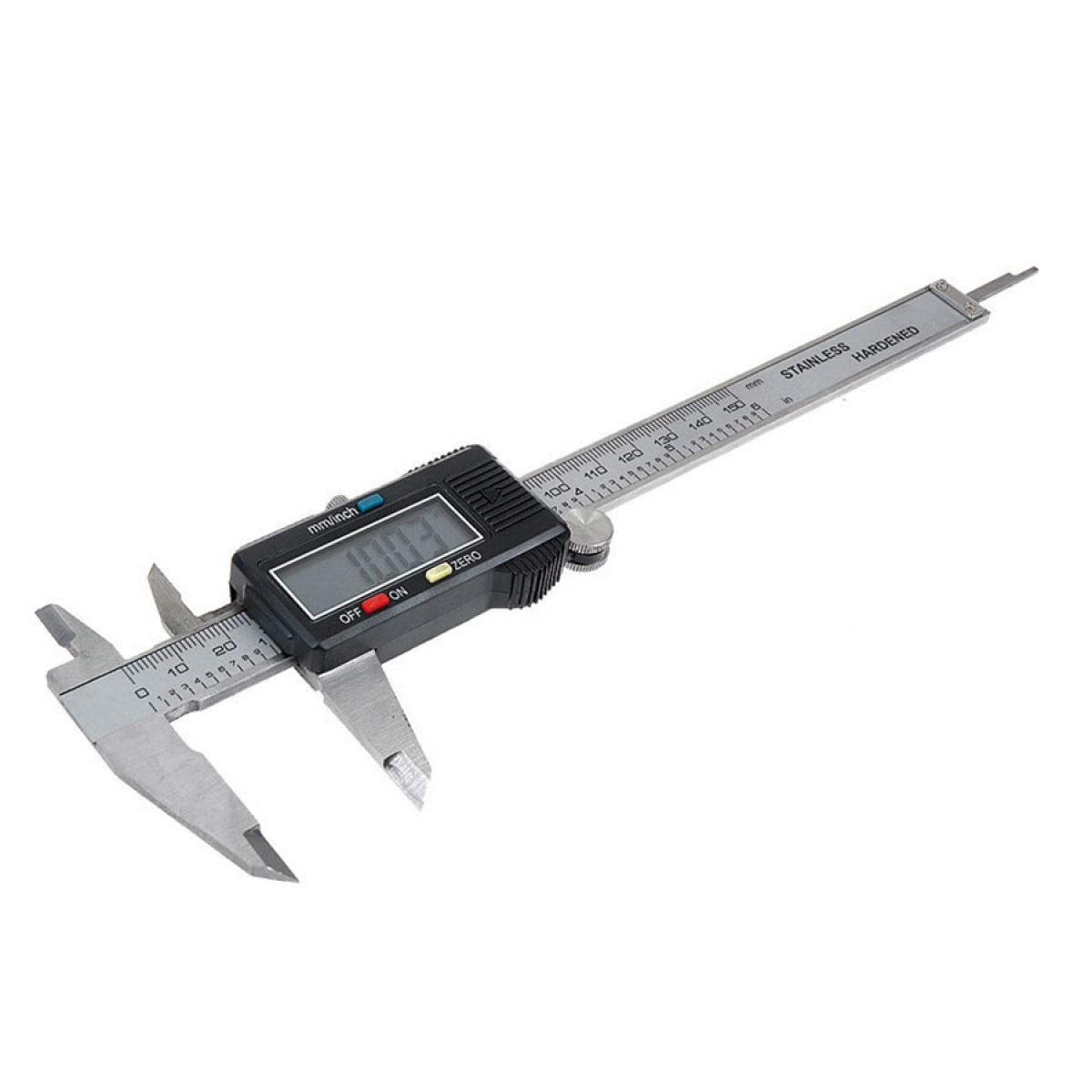 Μεταλλικό Ψηφιακό Παχύμετρο 150mm
