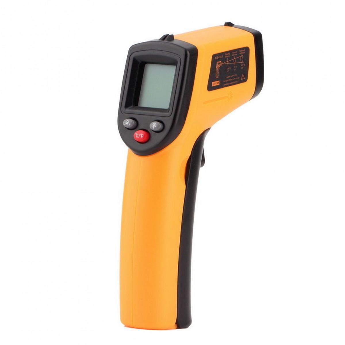 Ψηφιακό Υπέρυθρο Θερμόμετρο Laser