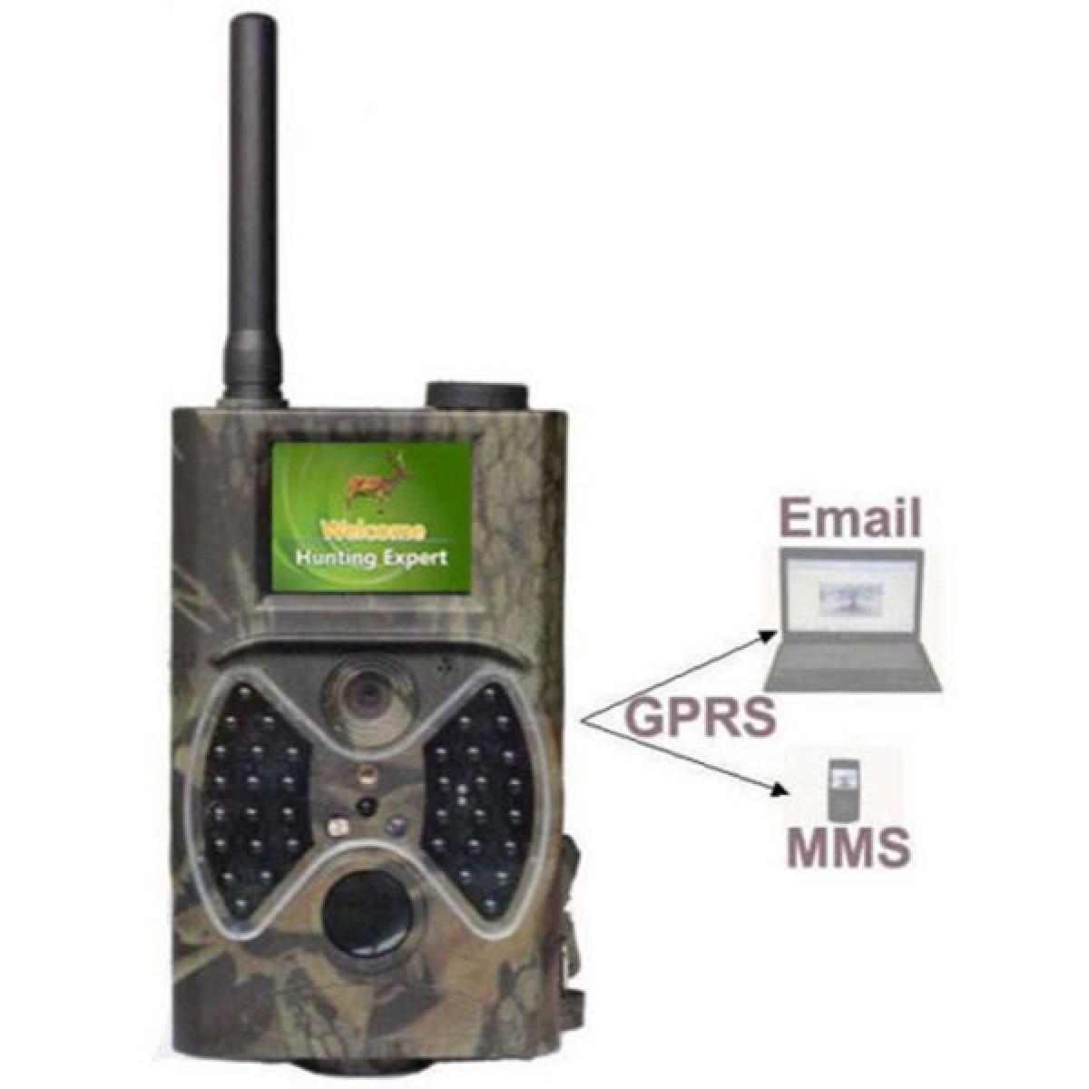 Κρυφή κάμερα που στέλνει MMS και EMAIL HC-300M SUNTEK