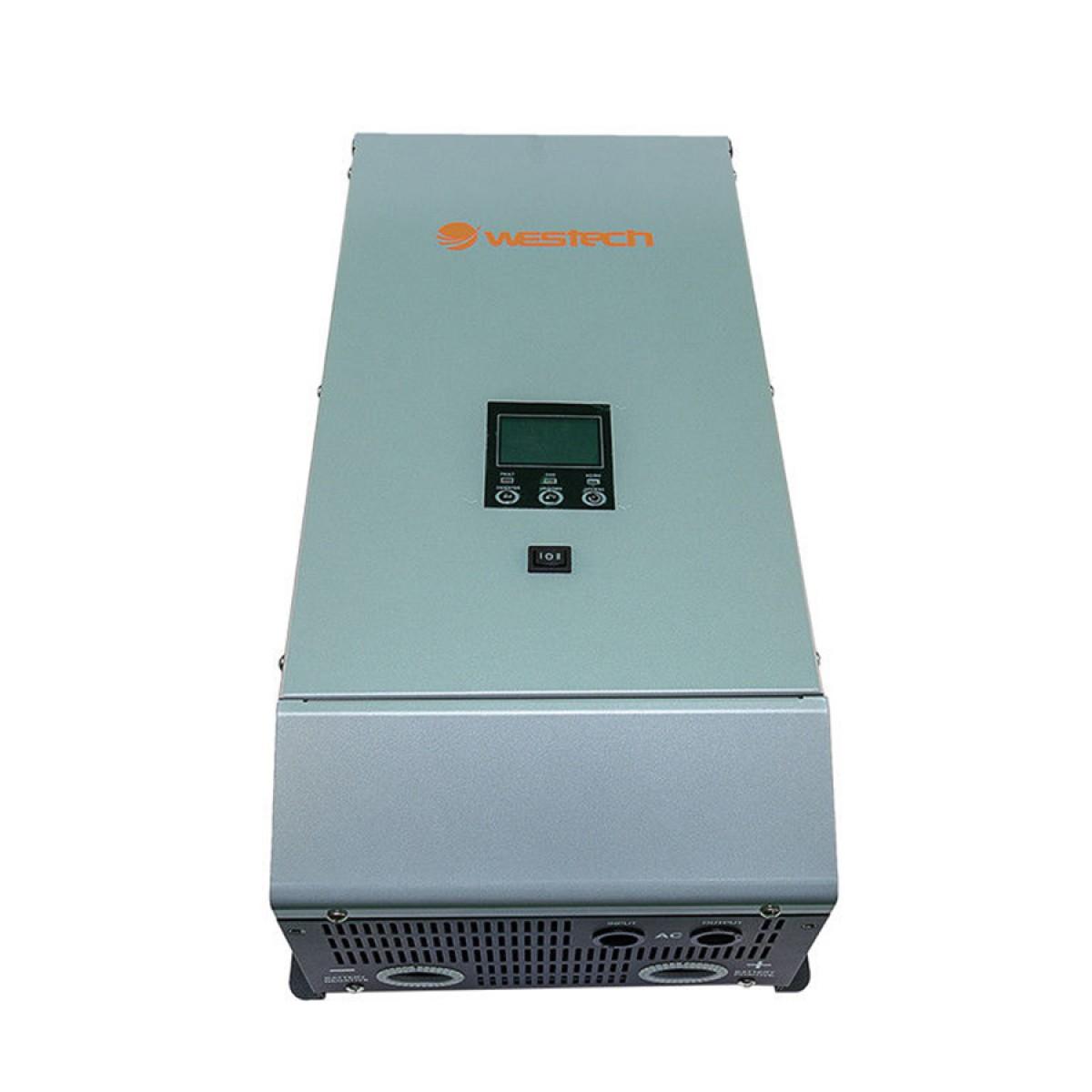 Inverter Καθαρού Ημιτόνου WESTECH Combi 12V / 3000W