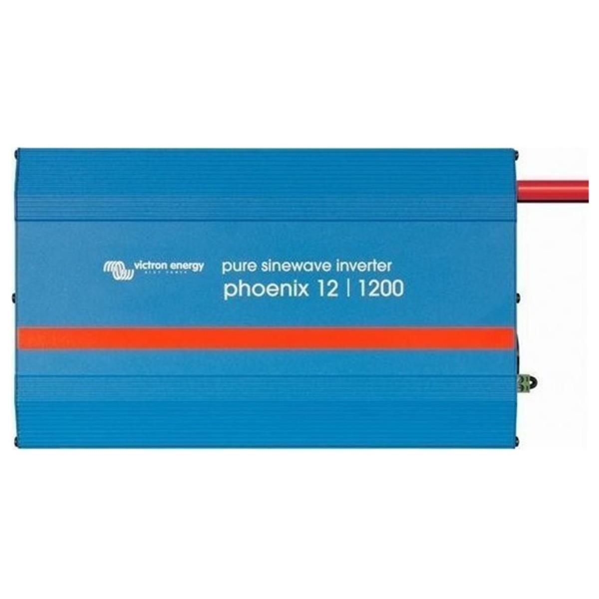 Inverter Καθαρού Ημιτόνου Victron Energy Phoenix 12V / 1200VA / 230V