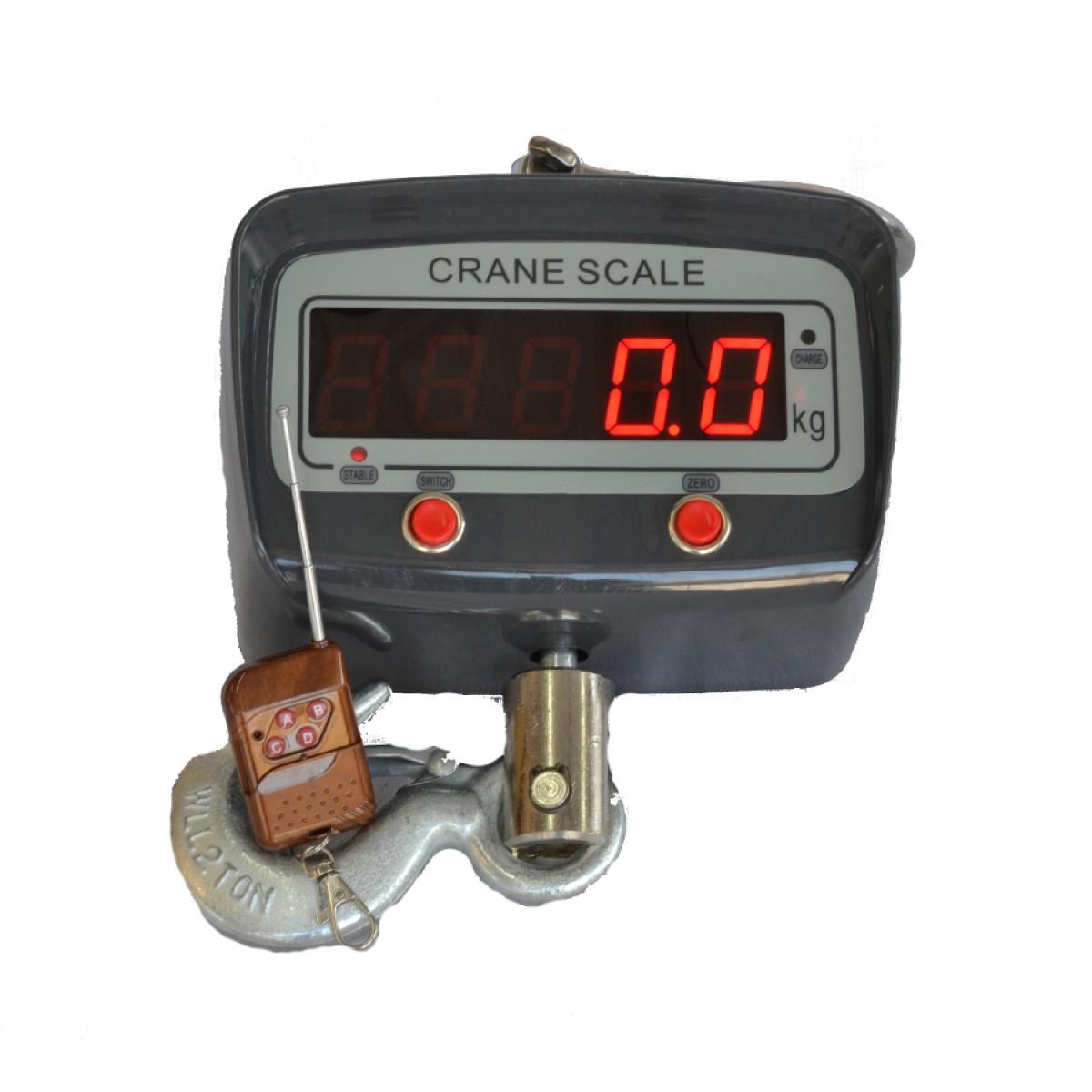 Κρεμαστή ηλεκτρονική επαγγελματική ζυγαριά 1000kg