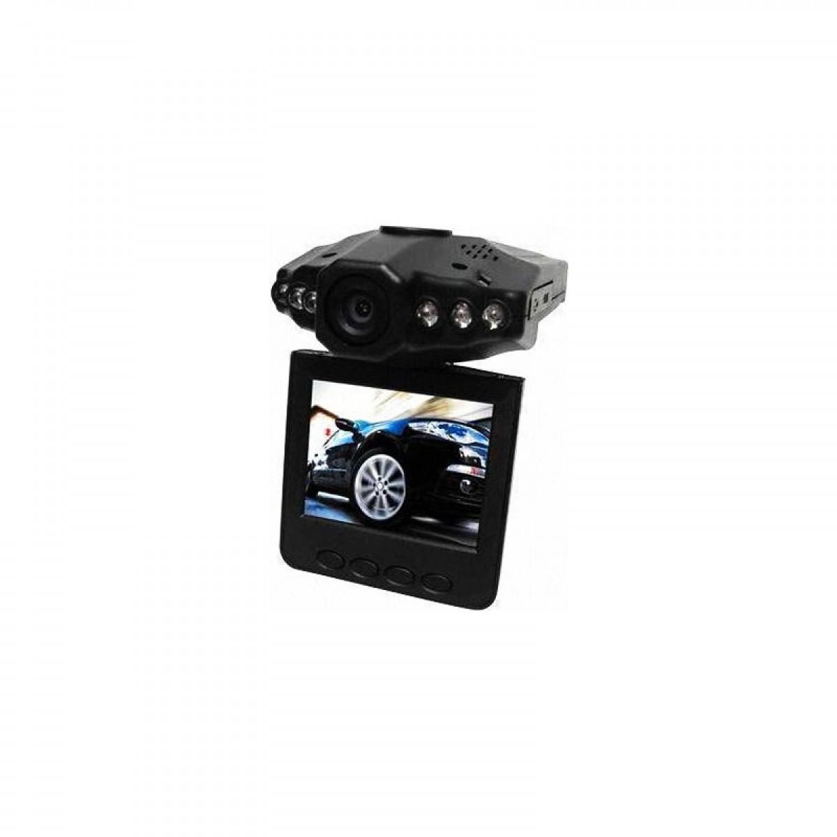 Κάμερα αυτοκινήτου με LCD 2,5'', ανιχνευτή κίνησης και νυχτερινή λήψη-OEM