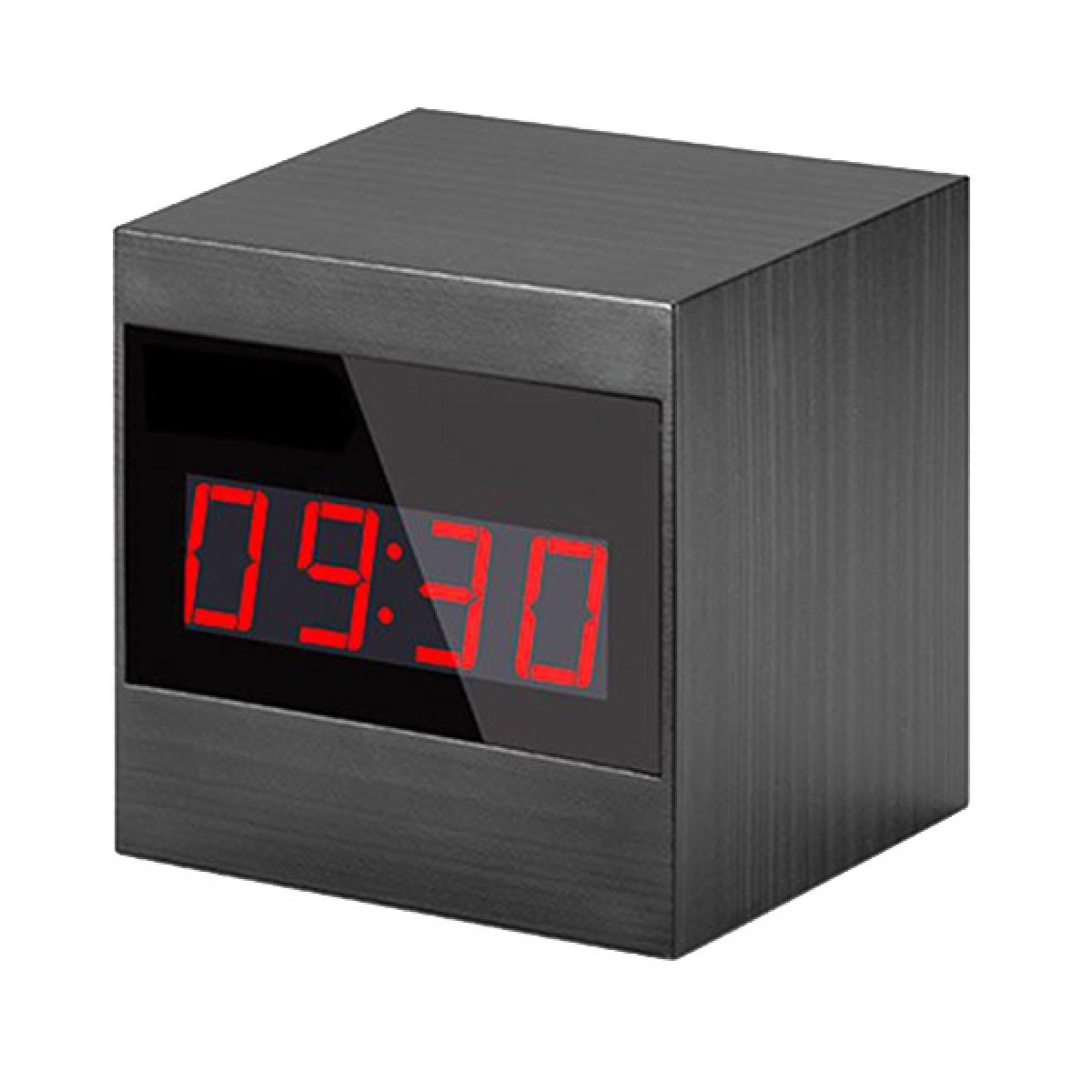 Επιτραπέζιο Ρολόι Κρυφή Κάμερα WiFi με Ανίχνευση Κίνησης A10-1