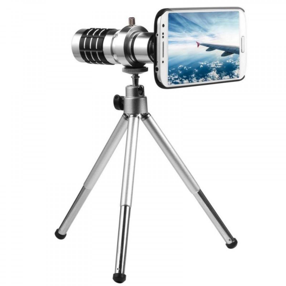 Φακός κάμερας για το κινητό τηλέφωνο με zoom 12x Mobile Telephoto Lens-OEM