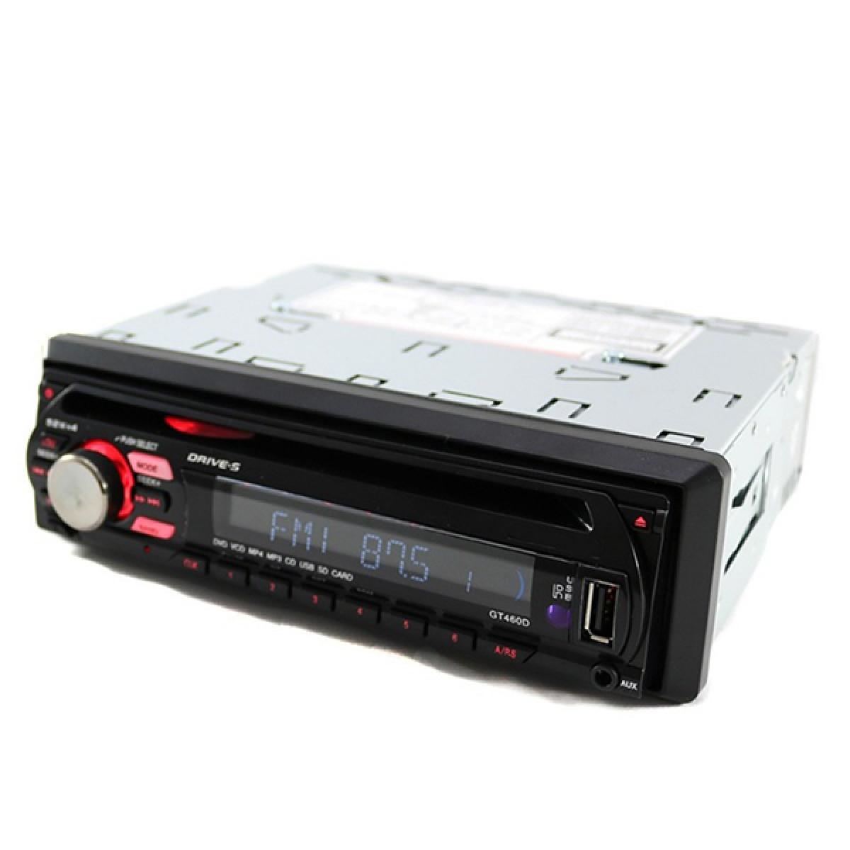 Ραδιο CD/MP3/USB Αυτοκινήτου S-GT460U-OEM