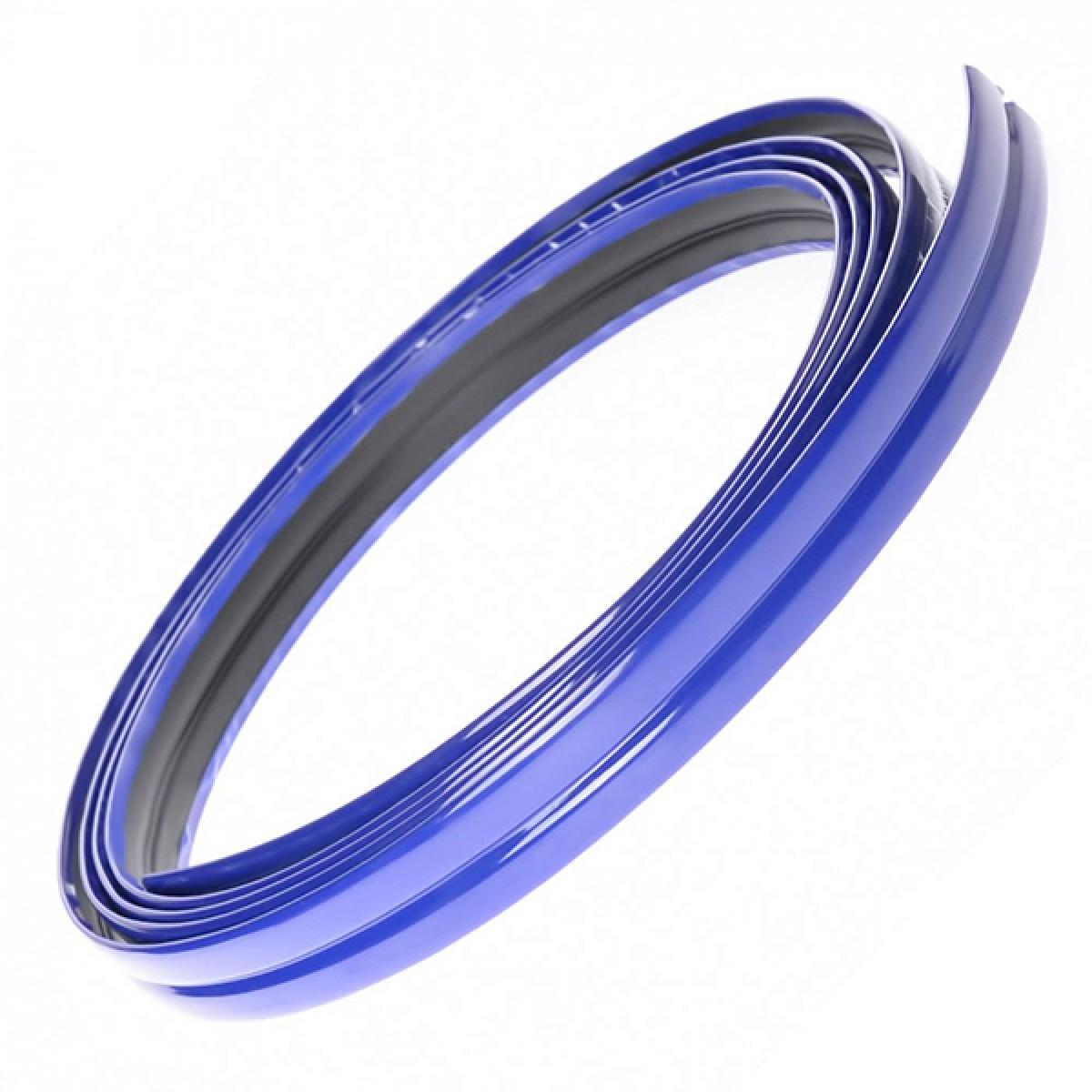 Αυτοκόλλητη ταινία 2m/16mm για τη διακόσμηση του αυτοκινήτου - Μπλε - Carsun LA-010