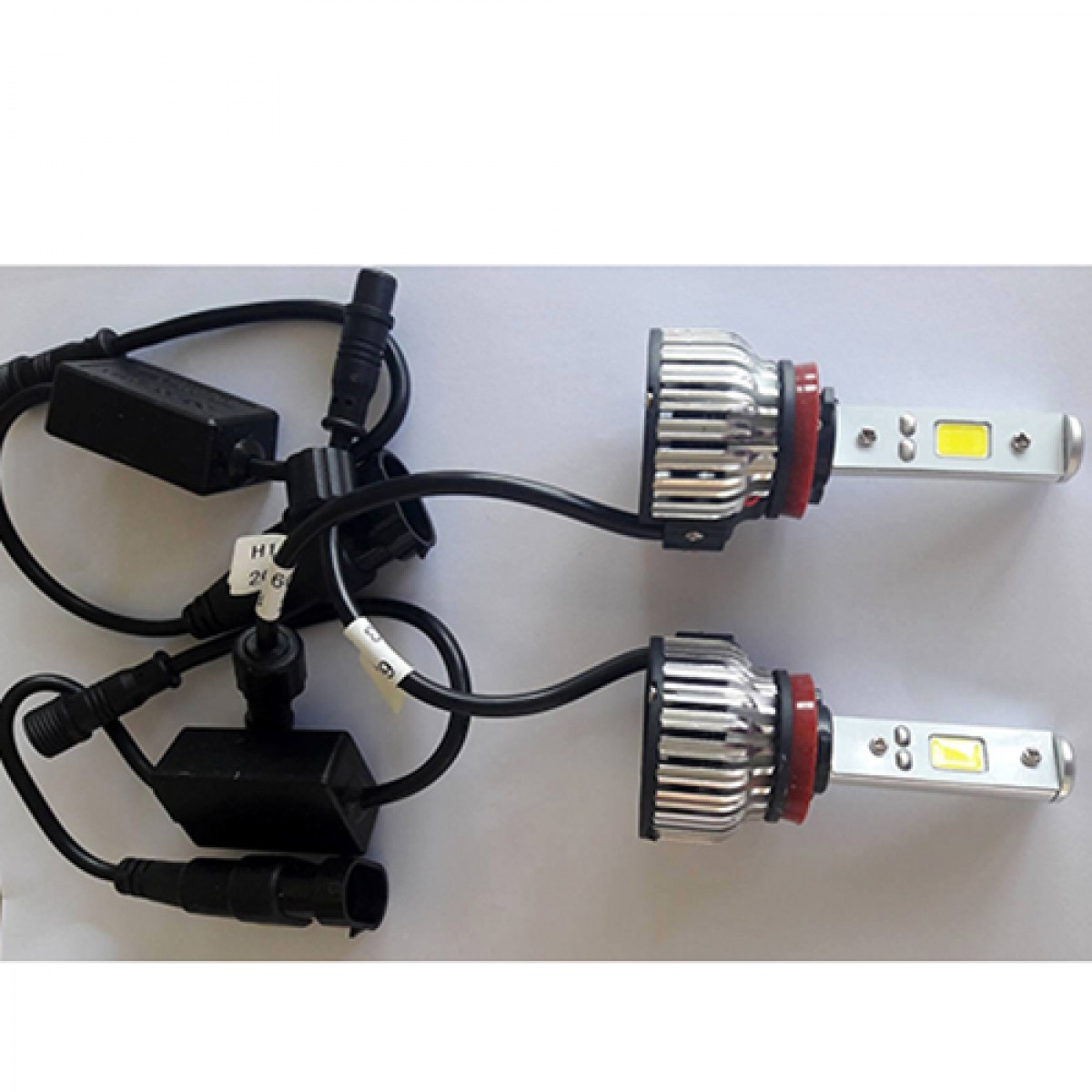LED ΦΩΤΑ AYTOKINHTOY H8/H9/H11 6000K