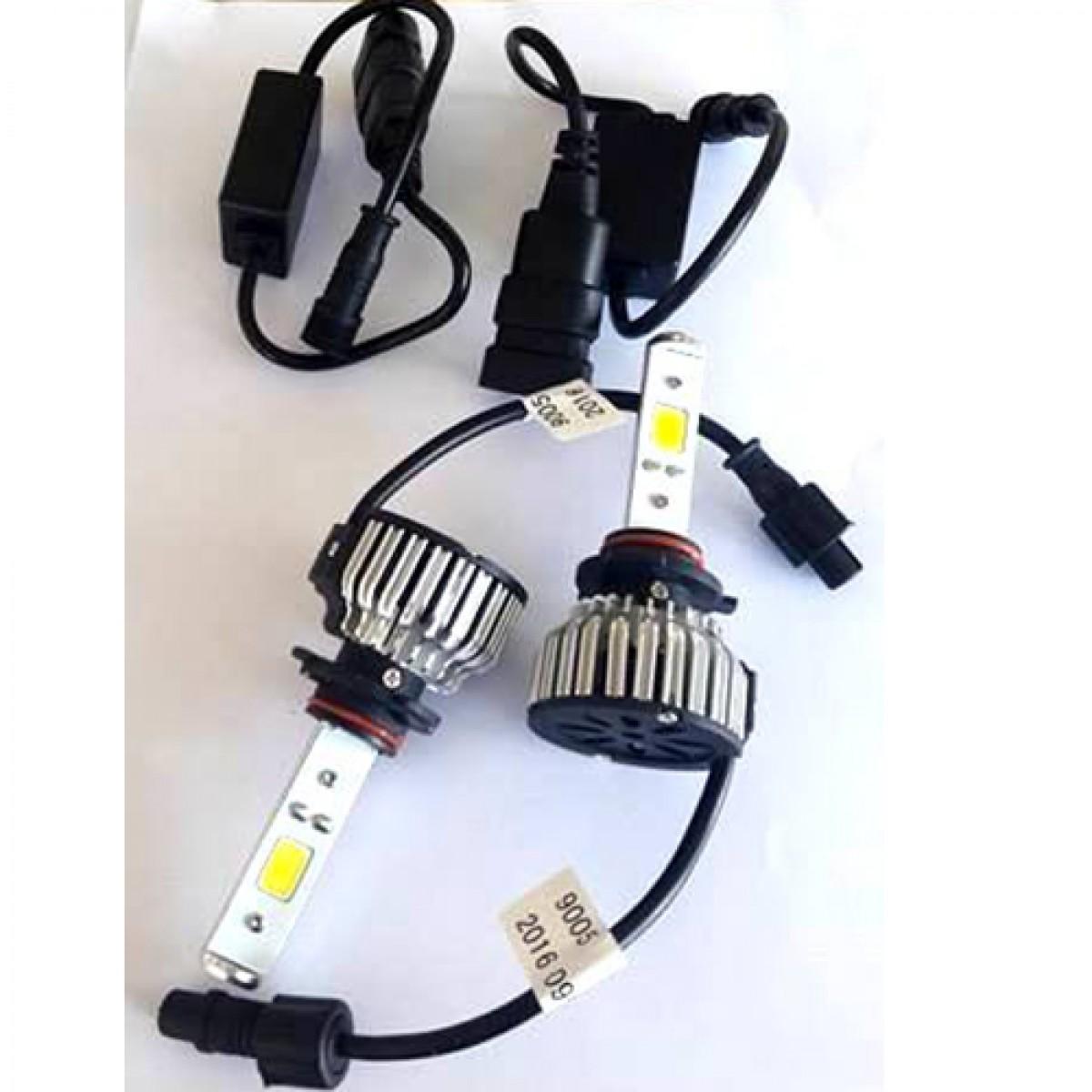 LED ΦΩΤΑ AYTOKINHTOY HB3 6000K
