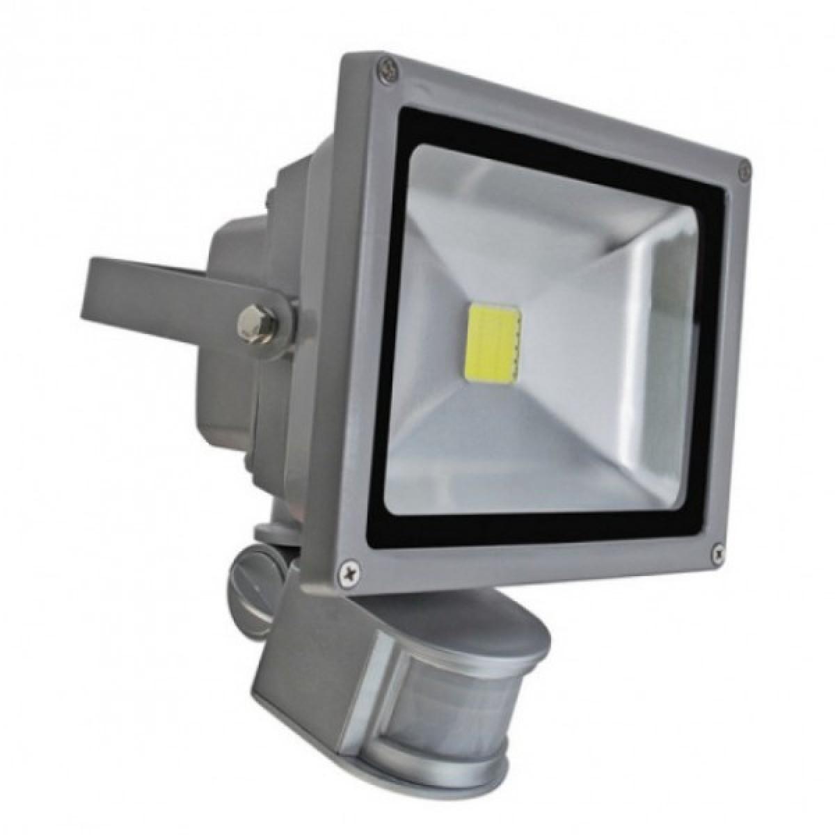 Προβολέας LED με Ανιχνευτή Κίνησης 10W