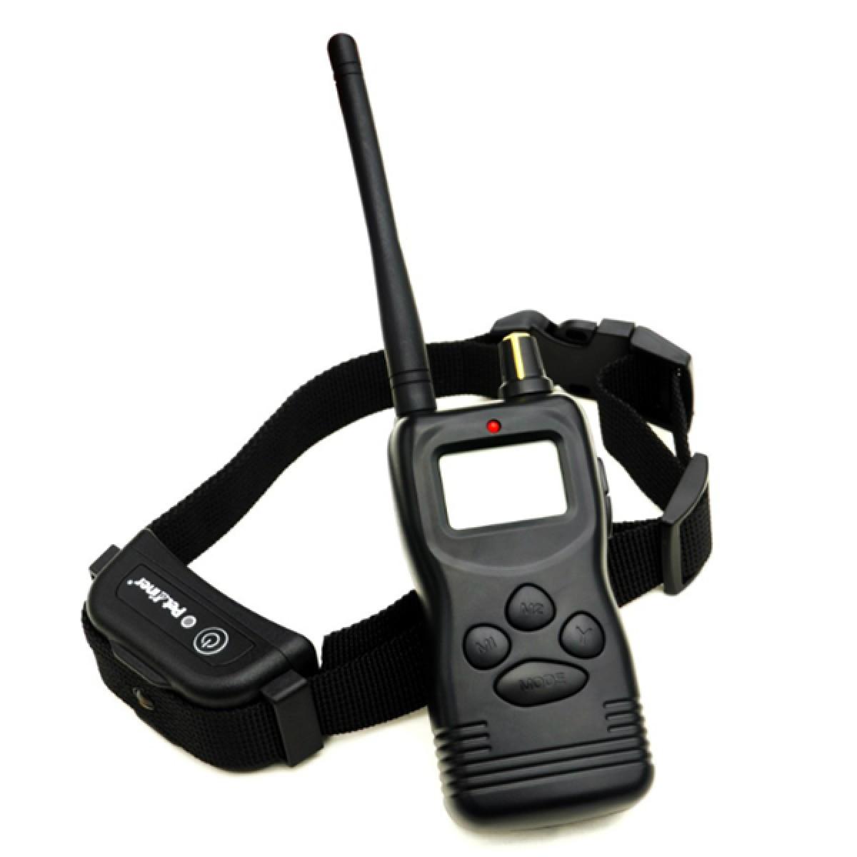 Επαναφορτιζόμενο ηλεκτρονικό κολάρο εκπαίδευσης σκύλου με 1000m εμβέλεια PETRAINER - PET900