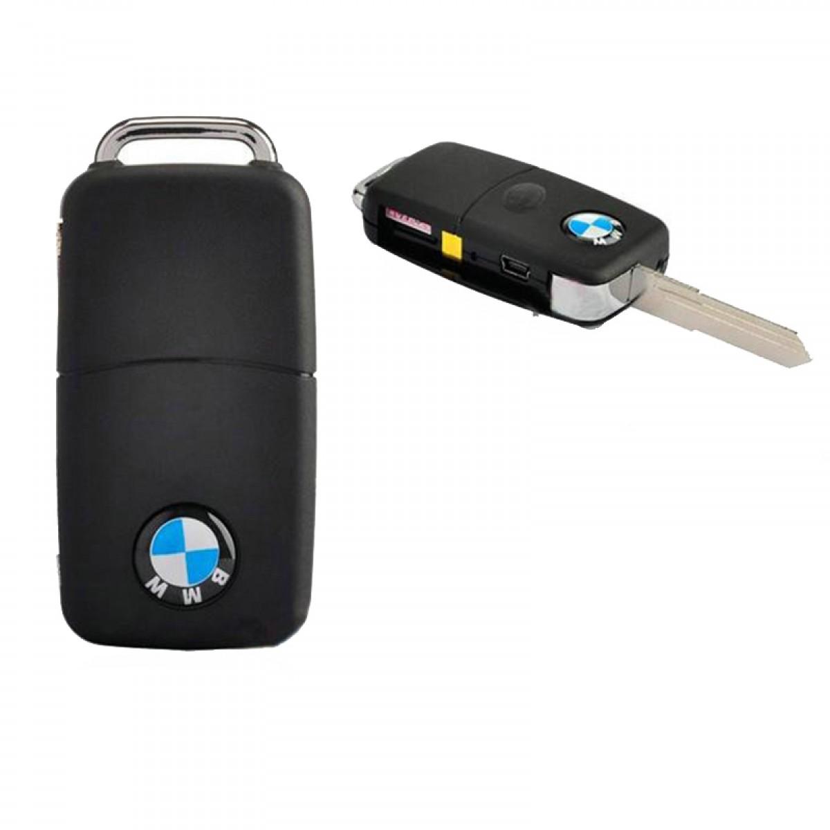 Mini Car Key BMW Spy Camera DVR – Κρυφή Κάμερα Κλειδί & USB Καλώδιο-OEM