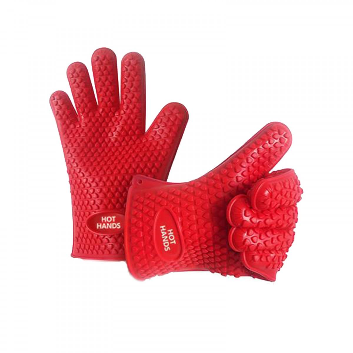 Γάντια από σιλικόνη για υψηλές θερμοκρασίες - Hot hands