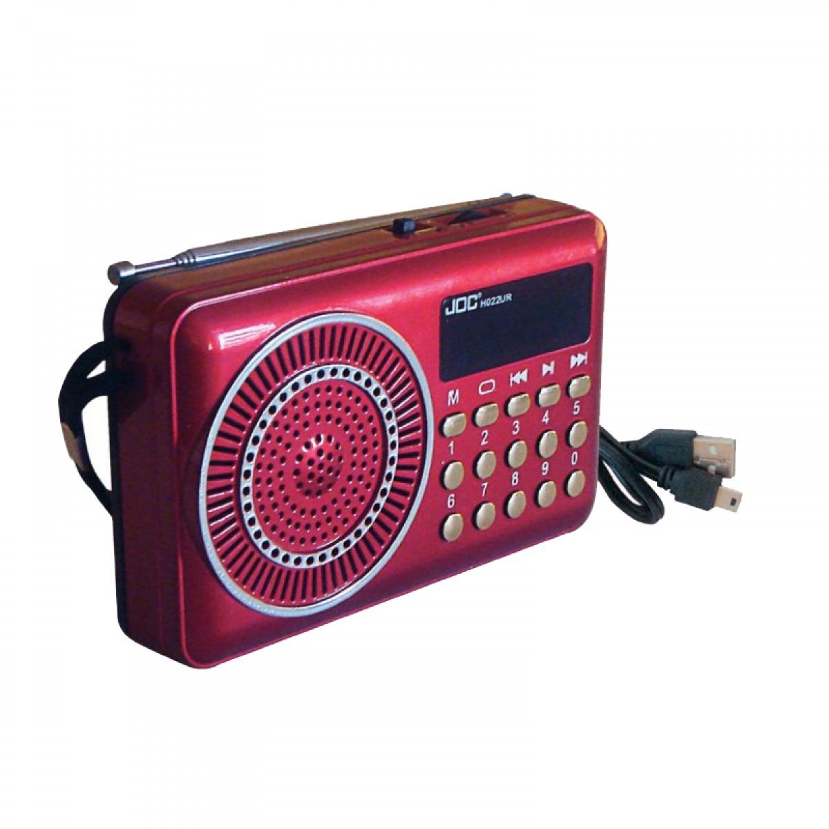 Επαναφορτιζόμενο Ψηφιακό Ραδιόφωνο-OEM