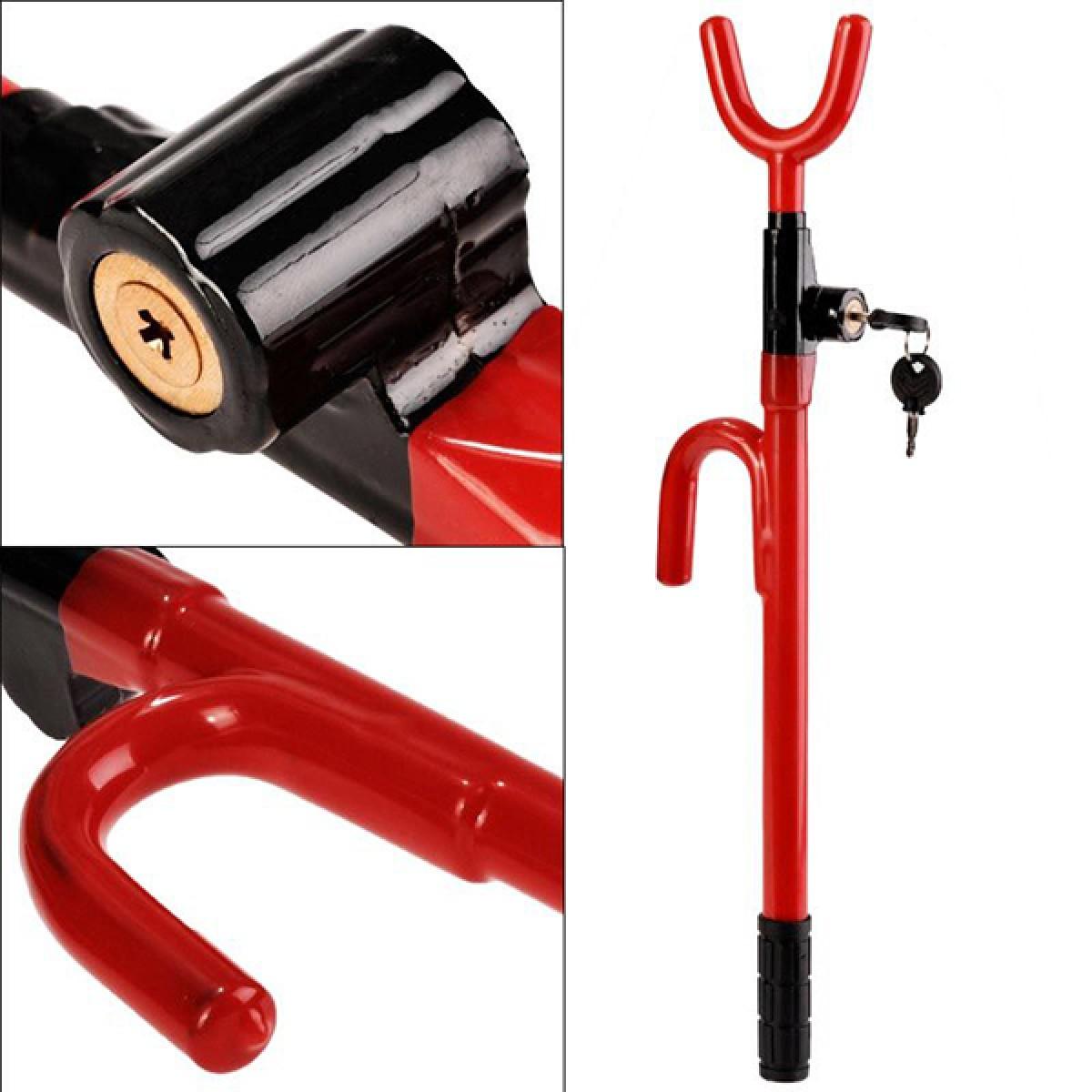 Αντικλεπτικό μπαστούνι - κλειδαριά τιμονιού αυτοκινήτου - OEM Steering Wheel Lock