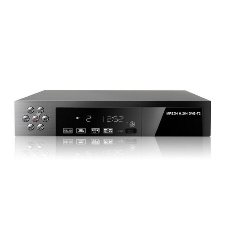 ΕΠΙΓΕΙΟΣ ΨΗΦΙΑΚΟΣ ΔΕΚΤΗΣ & ΑΠΟΚΩΔΙΚΟΠΟΙΗΤΗΣ FULL HD MPEG4 DVB-T2 DVB84