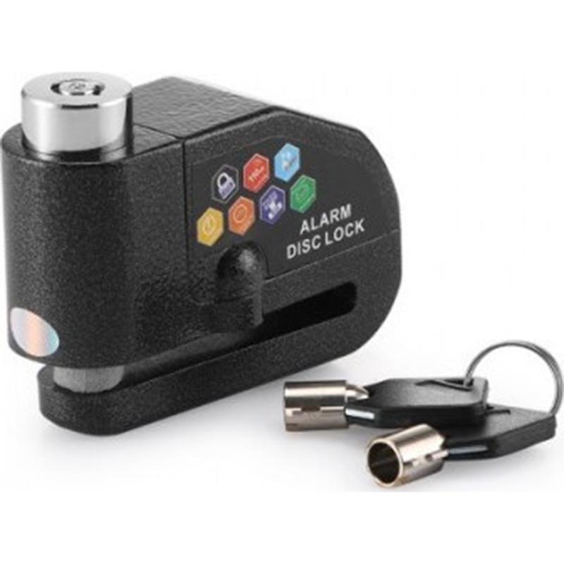 Κλειδαριά δισκοφρένου με συναγερμό – Disc Lock Alarm LK603