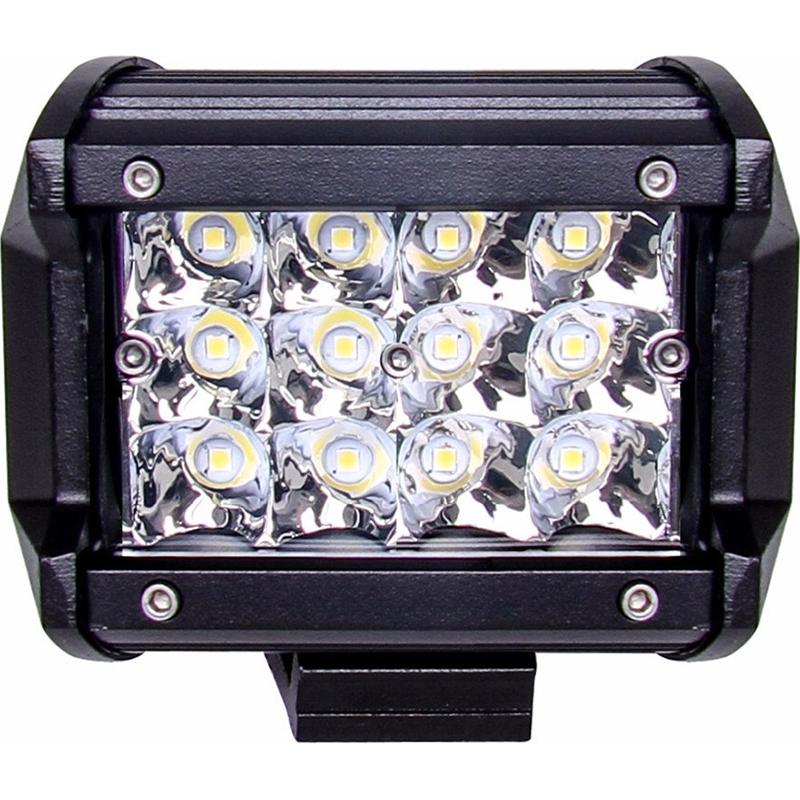 LED προβολέας αυτοκινήτου αδιάβροχος 36W 12 SMD 10~48V 1τεμ. OEM