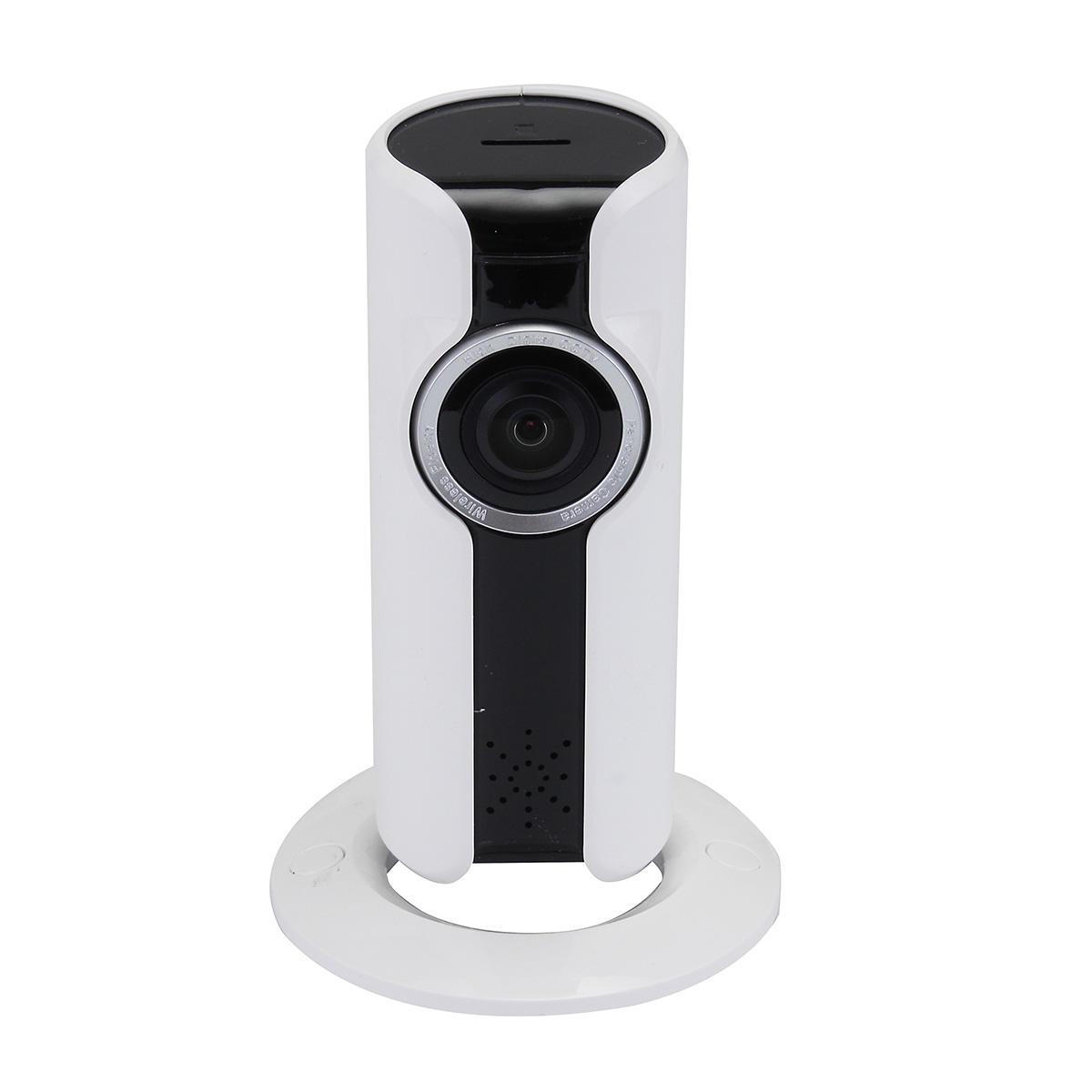 180 ° Πανοραμική φωτογραφική μηχανή IP Fisheye IP, Κάμερα επιτήρησης και ασφαλείας VR CAM JORTAN VR3D-2