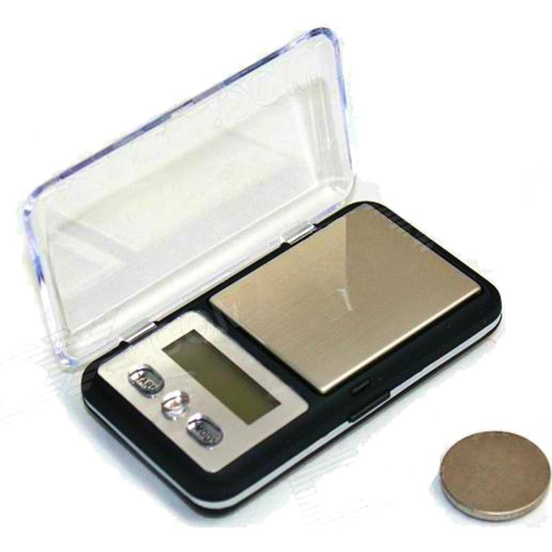 Ψηφιακή Ζυγαριά Ακριβείας Μίνι 0,01gr - 200gr Pocket Digital Scale MH-333