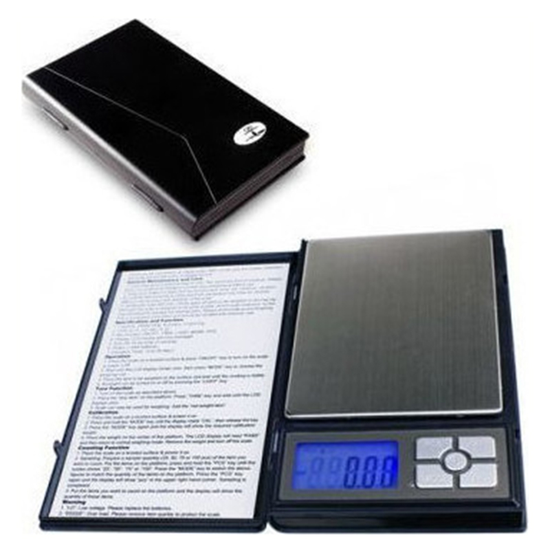 NBS-500 ON BALANCE NOTEBOOK SCALE 500G X 0.01G