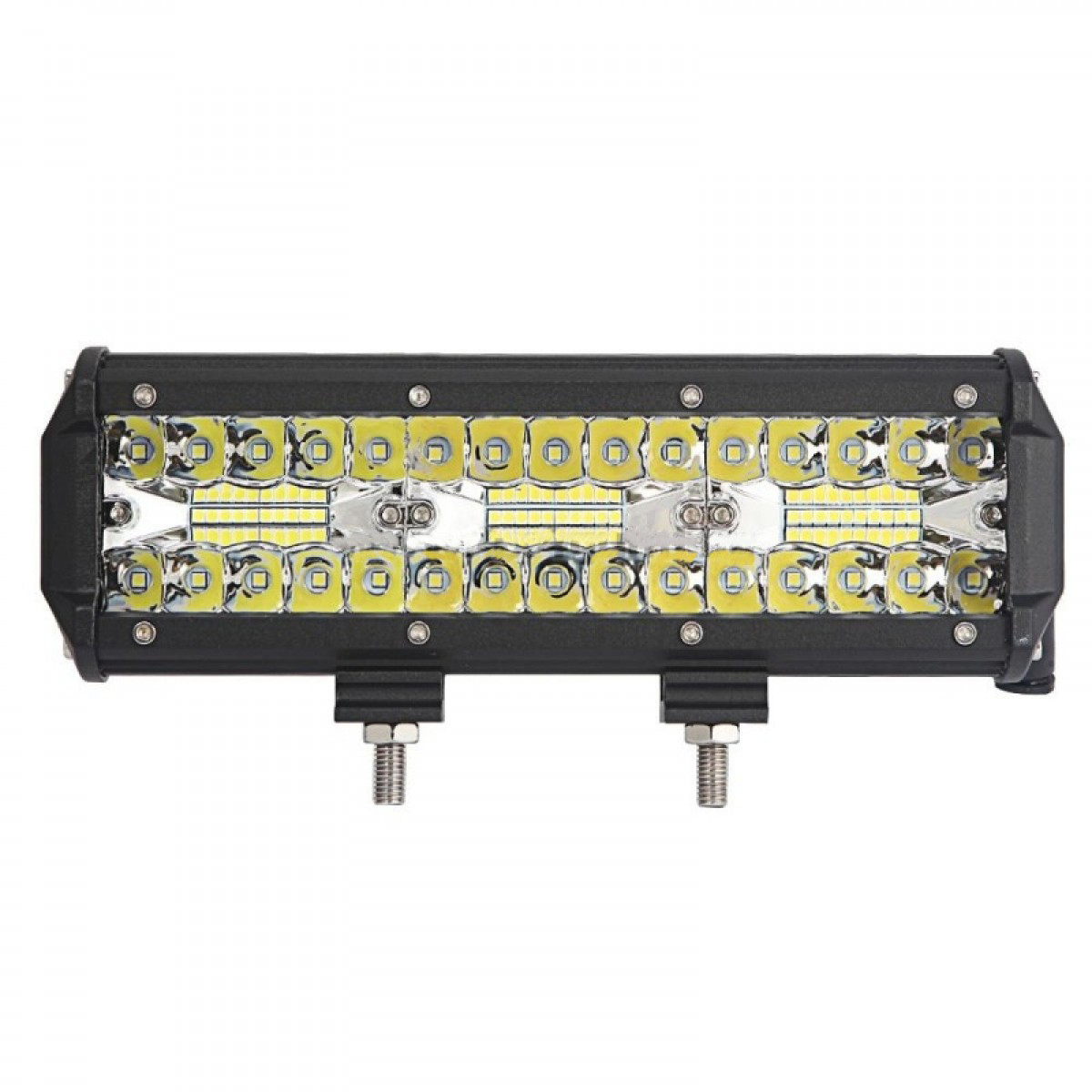Spot LED μπάρα Λευκή 60*LED Epistar 10-30V, 180W