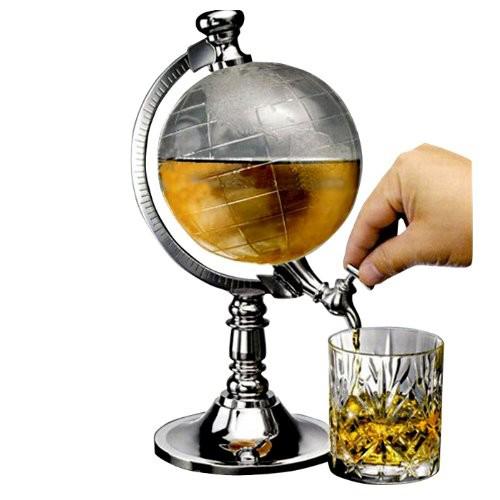 Διανομέας Ποτών Υδρόγειος Σφαίρα 1,5 Lt OEM Globe Drink Dispenser