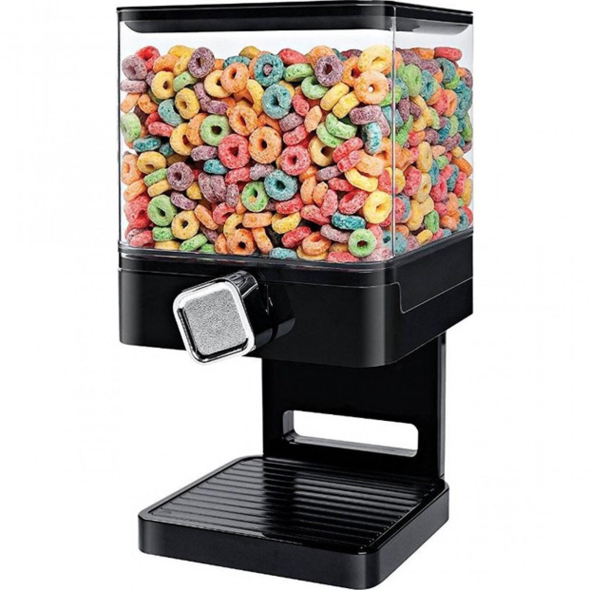 Διανεμητής Δημητριακών GS-509 3,7L Μαύρο